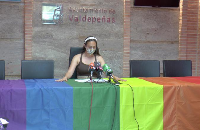 Xenon Spain, concursos y campañas de sensibilización en el Orgullo LGTBI+ de Valdepeñas
