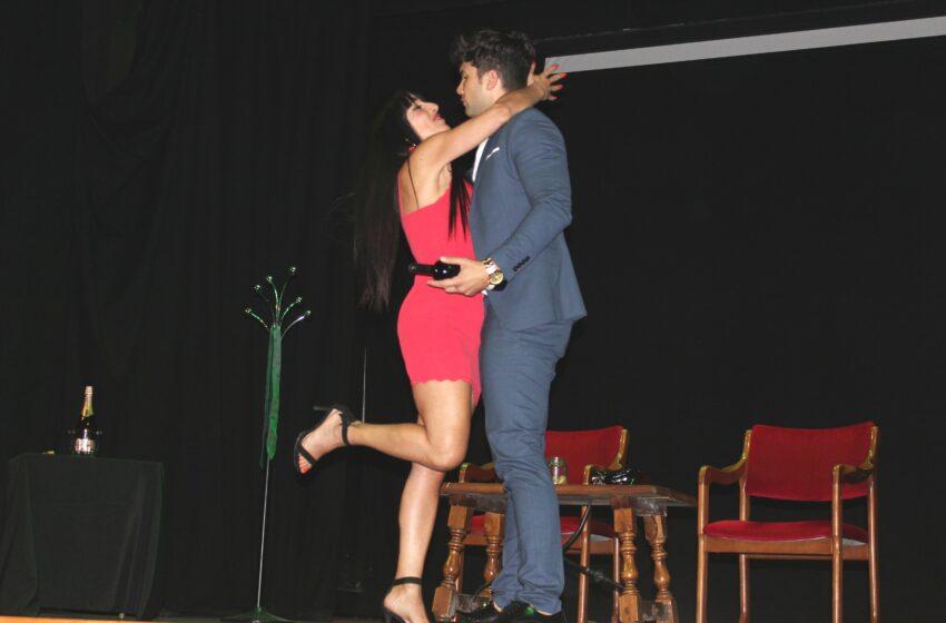 La comedia  l amor y el humor es el hilo conductor de la última comedia de La Gruta Teatro en Villanueva de los Infantes