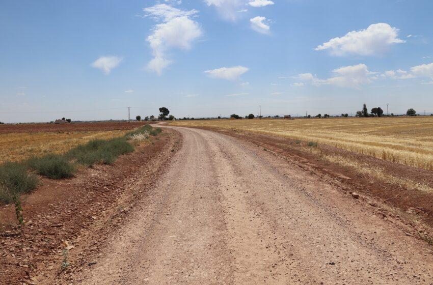 Más de 80.000 euros para mejorar caminos rurales en Manzanares