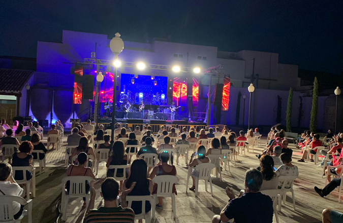 Vuelve en julio la música, el teatro y los versos a 'Las Noches de A7' de Valdepeñas