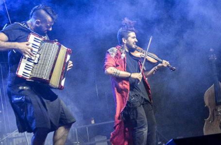 Strad, 'El violinista rebelde'