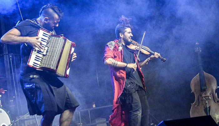 El virtuoso Strad, 'El violinista rebelde', el sábado 19 de junio en el Teatro Auditorio de Valdepeñas