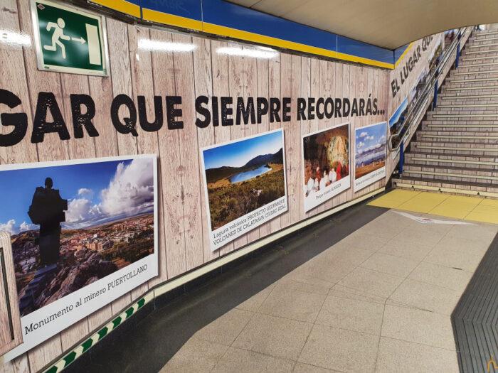 """Campaña turística """"El lugar que siempre recordarás"""""""
