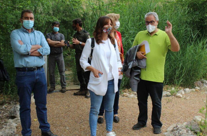 La consejera de Igualdad y portavoz visita el Centro de Recuperación de Fauna Silvestre 'El Chaparrillo' con motivo del Día Mundial del Medio Ambiente