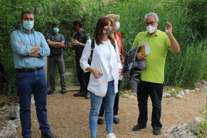 Visita el Centro de Recuperación de Fauna Silvestre 'El Chaparrillo' con motivo del Día Mundial del Medio Ambiente