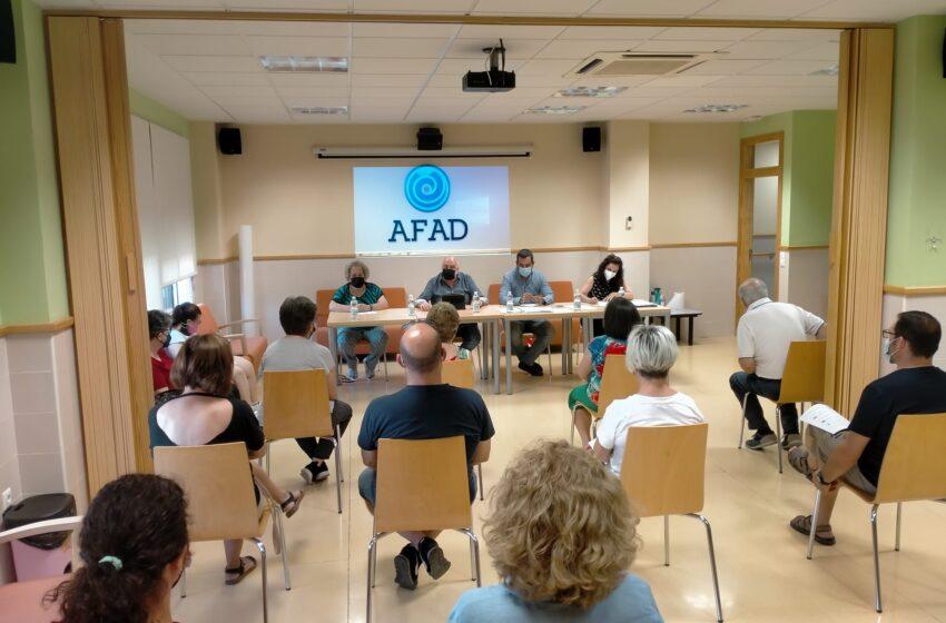 AFAD celebra su asamblea anual en Valdepeñas