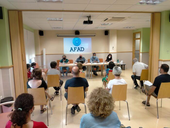 Asamblea anual de AFAD
