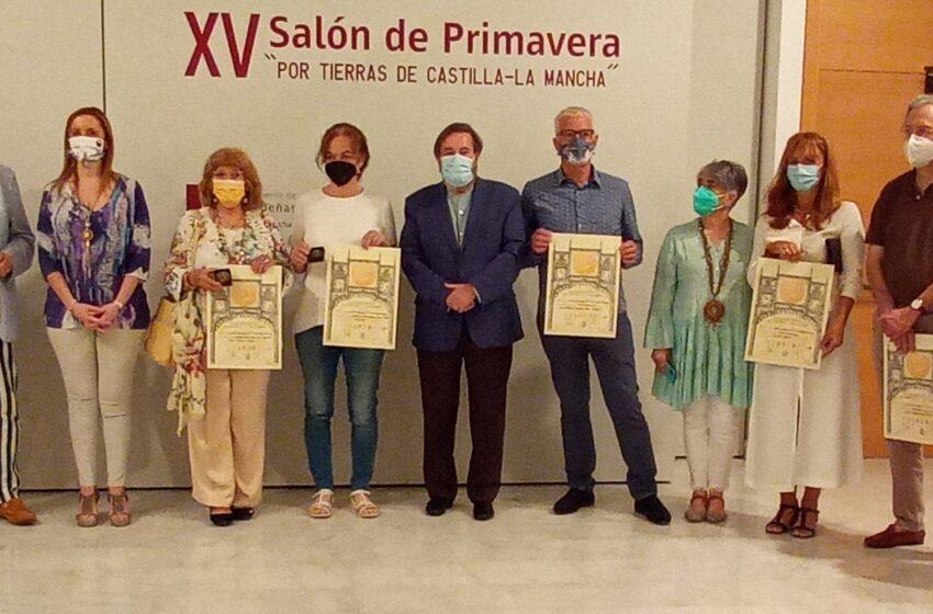"""El XV Salón de Primavera """"Por Tierras de Castilla-La Mancha"""" se ha inaugurado en Valdepeñas"""