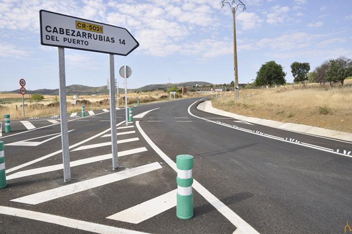 La Junta de Gobierno de la Diputación provincial aprueba actuaciones en carreteras por más de 4,3 millones de euros