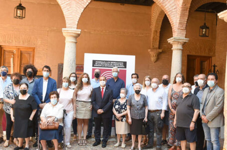 Almagro rinde homenaje a los represaliados de la Guerra Civil