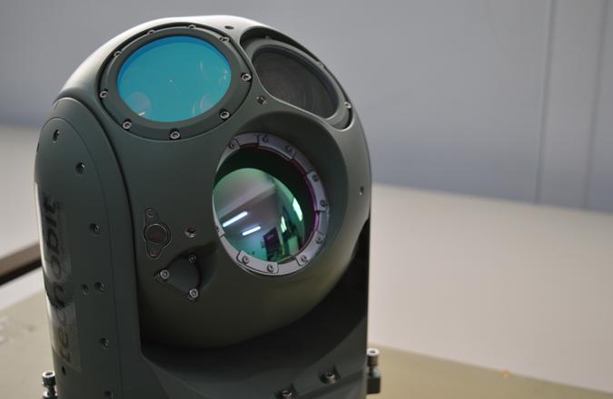 Tecnobit – Grupo Oesía completa las pruebas de la optrónica de última generación para la Torre Toledo 30S