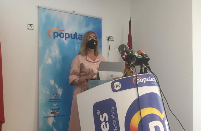 El PP critica la decisión de no celebrarse la Feria de Agosto