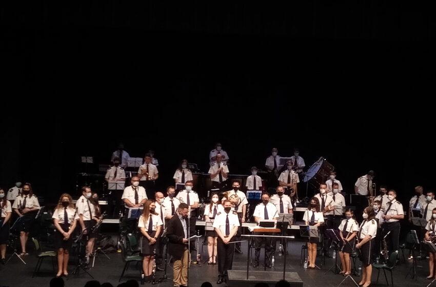 Concierto de la AM «Maestro Ibáñez» en Valdepeñas