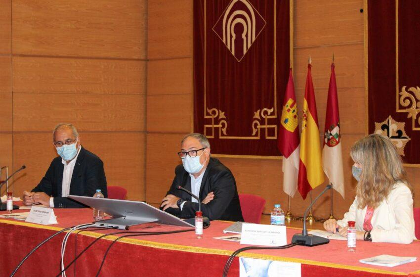 """Inauguración de las jornadas """"Protección de las víctimas con vulnerabilidad: la figura del Facilitador. UADVI y la Red Predea"""" en Ciudad Real"""
