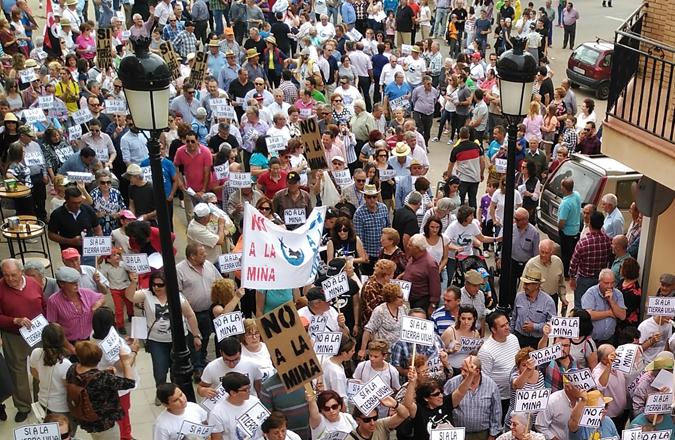 Sí a la Tierra Viva recibe un nuevo espaldarazo judicial en su lucha contra la minería de tierras raras