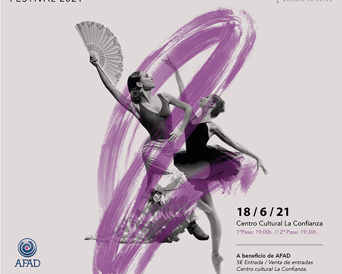 """El Festival """"Microdanza"""" de la escuela de Danza Marta Serrano tendrá lugar este viernes, 18 de junio, en el Centro Cultural La Confianza"""
