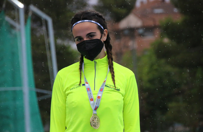 Cinco medallas para los atletas del Valdepeñas A.C. Sistemas Valcom en el Campeonato de CLM