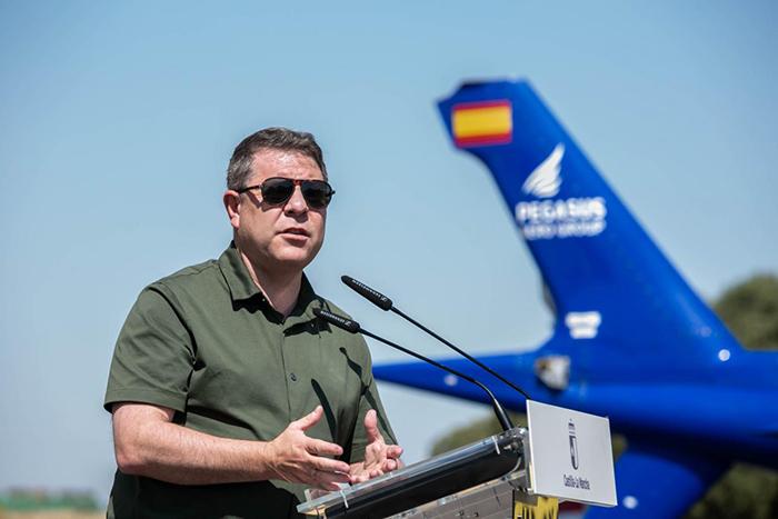 García-Page anuncia que se adelanta la vacunación de la franja de edad de entre los 30 y 39 años a la penúltima semana de junio, en 10 o 12 días