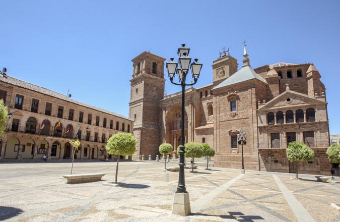 La Diputación aprueba un anticipo de 200.000 euros al Ayuntamiento de Vva. de Los Infantes para la renovación de instalaciones de alumbrado