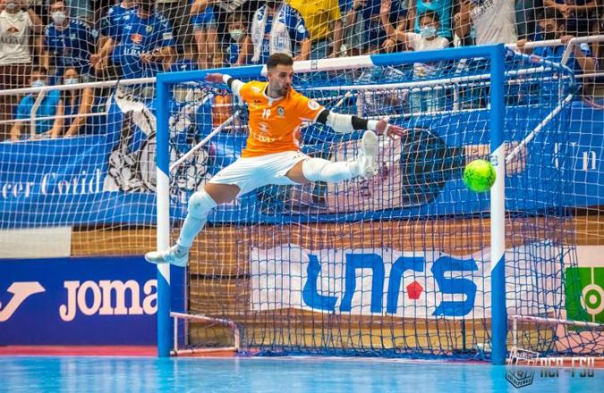 1-1 (4-3) El Viña Albali Valdepeñas prolonga el sueño del Playoff