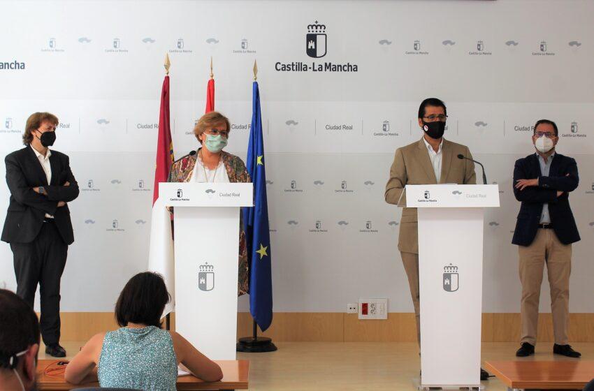 """Presentación del Plan de Empleo 2021 supondrá la creación de casi 3.700 puestos de trabajo y una inversión """"histórica"""" de 34 millones de euros en la provincia de Ciudad Real"""