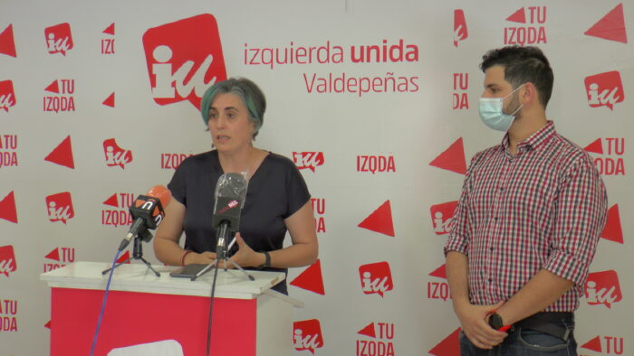 Juana Caro y Alberto Parrilla