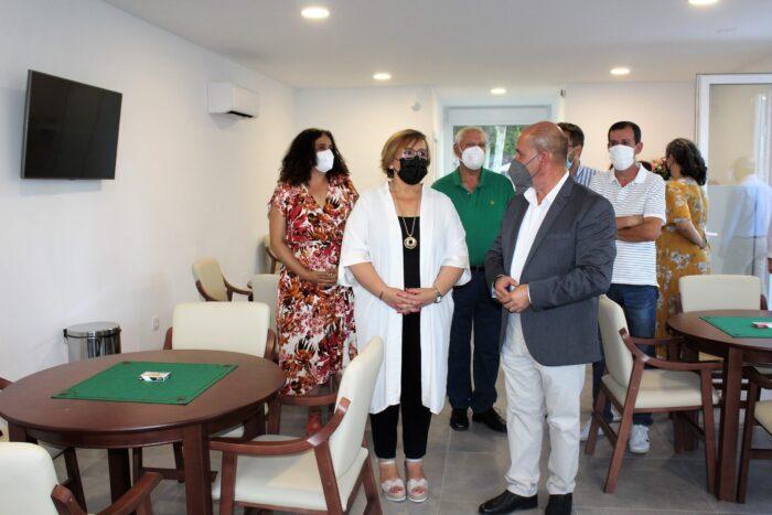 Inauguración del Centro de Ocio