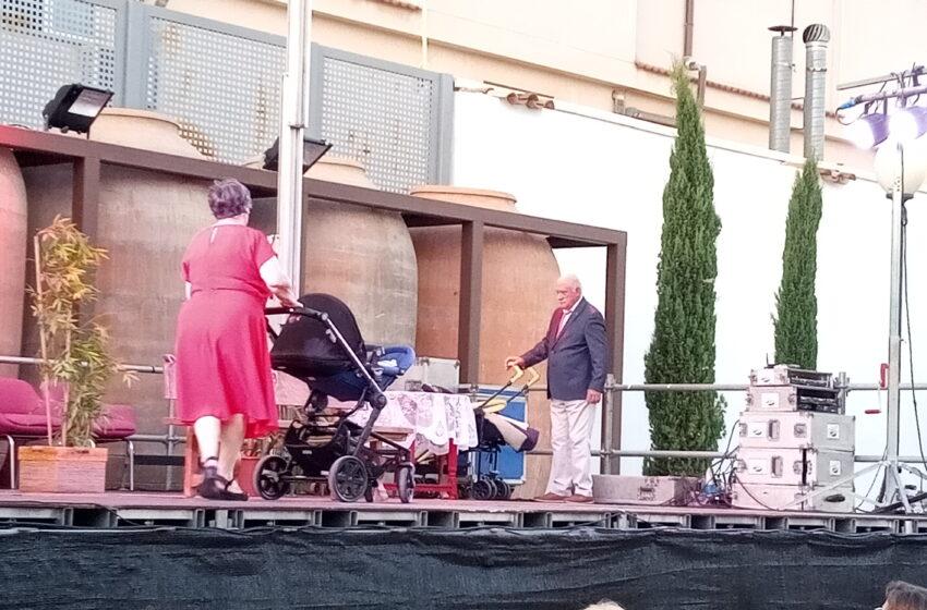 Comienza la programación cultural de agosto en Bodegas A7 de Valdepeñas con el Teatro del Centro de Mayores de Bonillas