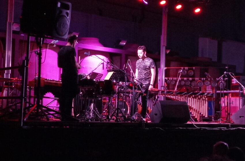«Back To The Beat» es el espectáculo presentado por el Grupo Boost en las Bodegas A7 de Valdepeñas