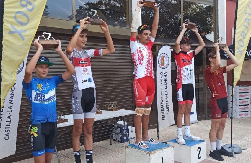 El XLI Trofeo Ciudad de Valdepeñas congrega al ciclismo de escuelas en la localidad por segunda vez esta temporada