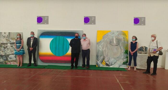 Jurado de la 82 Exposición Internacional de Artes Plásticas