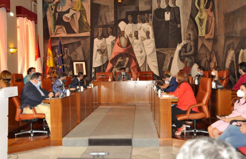 Diputación aprueba obras por 1.440.000 euros en 35 pueblos de la provincia y ya se han ejecutado 105 millones del presupuesto 2021
