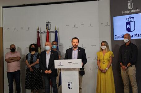 Actuaciones de la Consejería de Desarrollo Sostenible en la provincia de Albacete