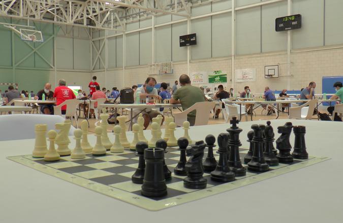 Finaliza el III Open Internacional de Ajedrez Los Molinos Sub 1600/Sub 2200