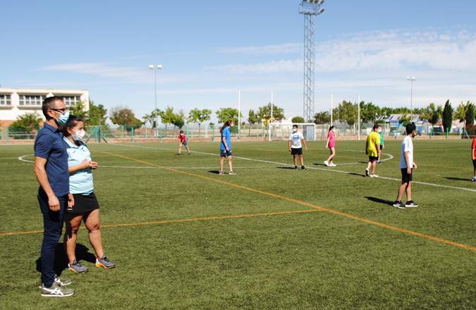 Los Campus Polideportivos de Valdepeñas batirán récord este verano con 500 niños y niñas participantes