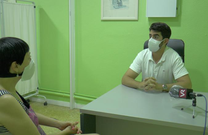 El Doctor de Neurología Rafael García nos cuenta los servicios que ofrece en la Policlínica SAMAR de Valdepeñas