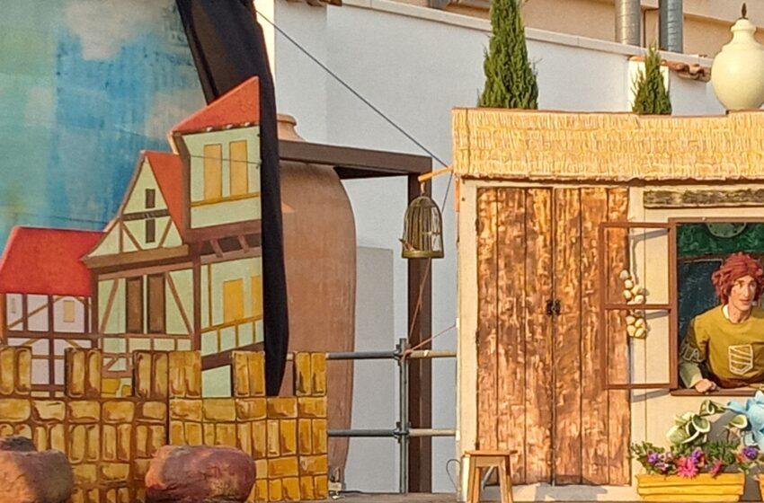 """La obra infantil y familiar """"El sastrecillo valiente"""" se ha representado en Bodegas A7 de Valdepeñas"""
