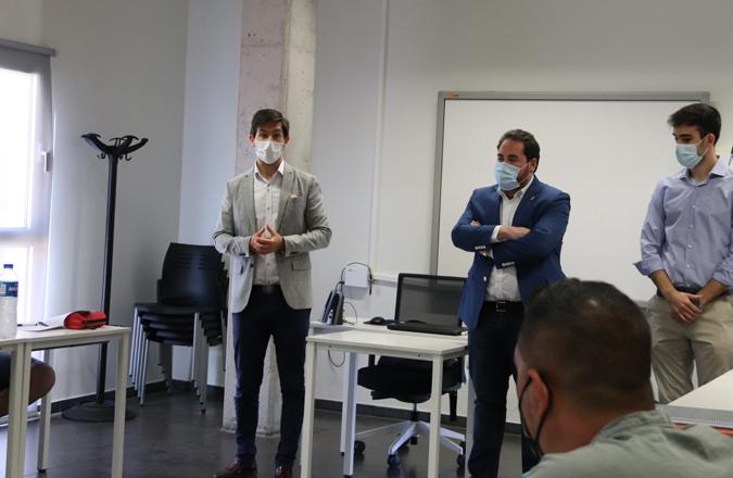 En marcha el taller 'Emple@ Manzanares IV'