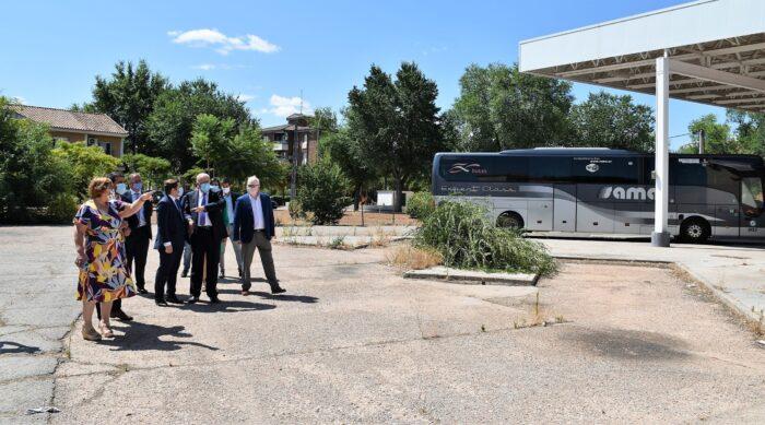 Estación de autobuses de Manzanares