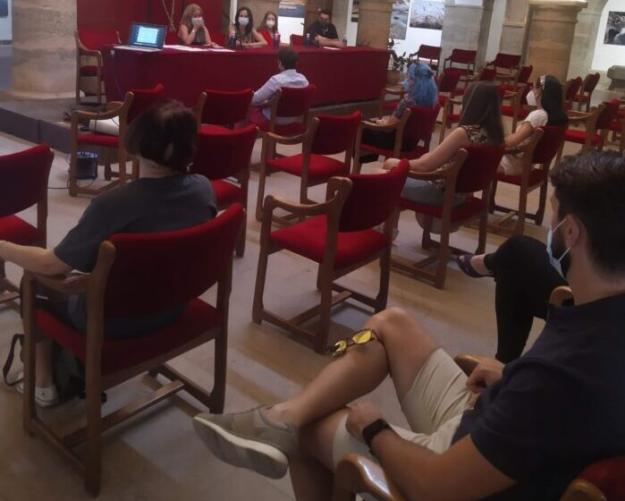 Finalizada la primera fase del proyecto de empleo juvenil para el Campo de Montiel de Cruz Roja