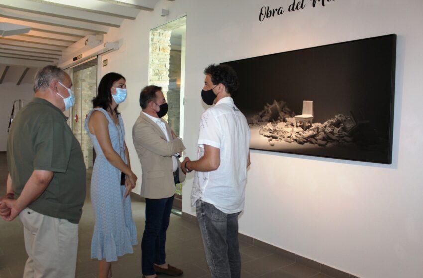 Una pieza de Ignacio Llamas, nueva Obra del Mes en el Museo de Arte Contemporáneo de Villanueva de los Infantes