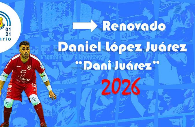 Dani Juárez 2026