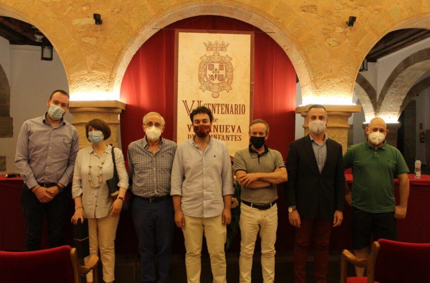Mesa Redonda para celebrar el XLVII Aniversario de la Declaración de Conjunto Histórico Artístico de Villanueva de los Infantes