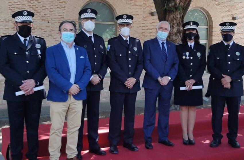 El Gobierno de Castilla-La Mancha valora la intensa formación que han recibido cinco agentes de Policía Local de la provincia de Ciudad Real