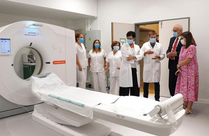El Gobierno de Castilla-La Mancha potencia el servicio de Radiodiagnóstico del Hospital de Manzanares con nuevos equipos de alta tecnología