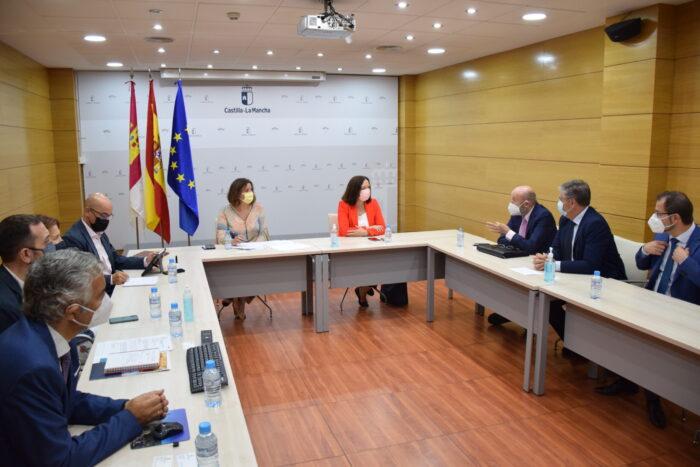 Reunión en Alcázar de San Juan