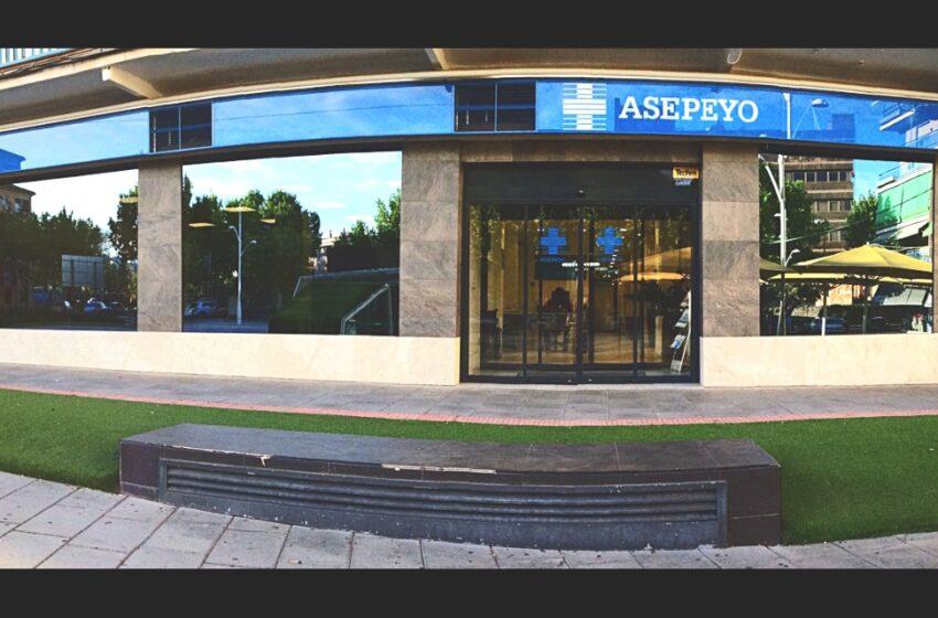 Asepeyo ingresa más de 62 millones de euros en Castilla-La Mancha