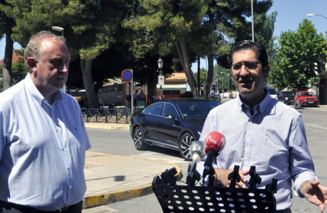 La Diputación provincial cambiará todo el alumbrado público de Carrión de Calatrava