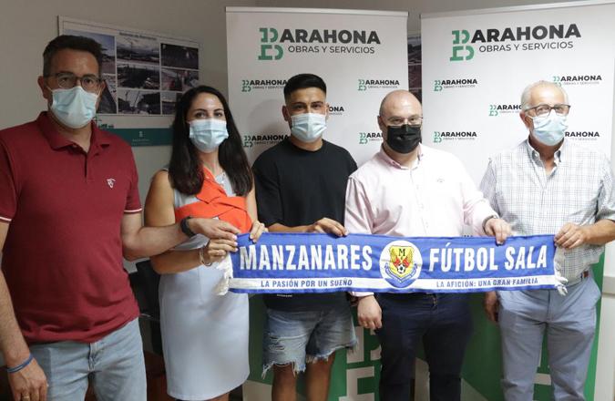 Cortés: «Me siento un privilegiado por formar parte de este proyecto»
