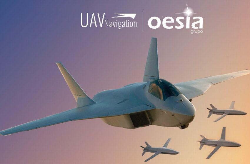 Grupo Oesía invierte en el sector de los Vehículos de Aviación no Tripulados (Unmanned Aerial Vehicle) con UAV Navigation